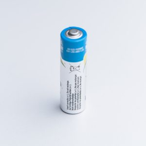 Types of Rechargeable Batteries - Picture of NiCd battery