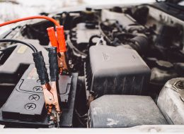 picture of car battery