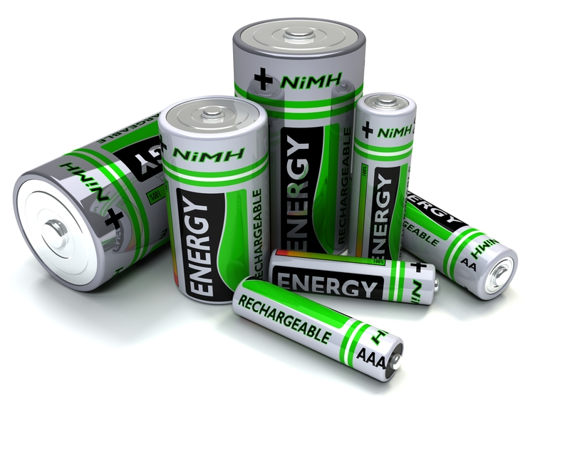 Types of Rechargeable Batteries - Battery Reconditioning Tips